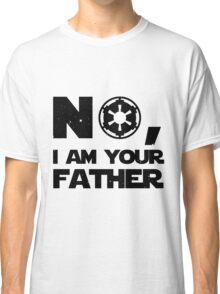 Star Wars - No, I Am Your Father Classic T-Shirt