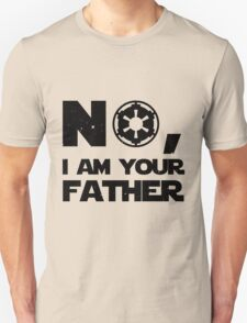 Star Wars - No, I Am Your Father Unisex T-Shirt