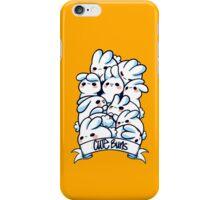 Cute Buns iPhone Case/Skin
