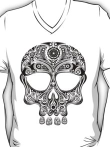 Skullsley - black T-Shirt
