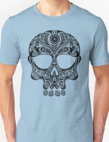 Skullsley - black Unisex T-Shirt
