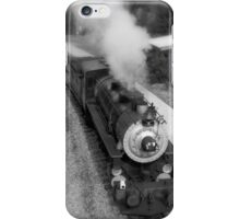 Steam Train in the Station. iPhone Case/Skin