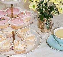 Cuppa, Cake & Cookies by Linda Lees
