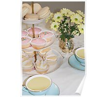 Cuppa, Cake & Cookies Poster