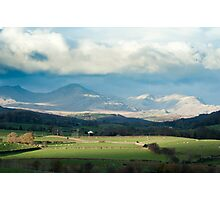 Blawith Knott in Cumbria Photographic Print