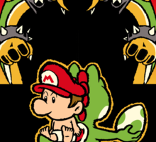 Epic Yoshi Sticker