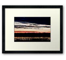 Bayside Framed Print