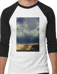 Ocean Storm Men's Baseball ¾ T-Shirt