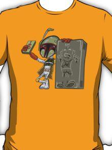 Boba Selfie T-Shirt