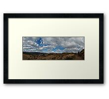 ©MS Sky View In Windy Point IAT Framed Print