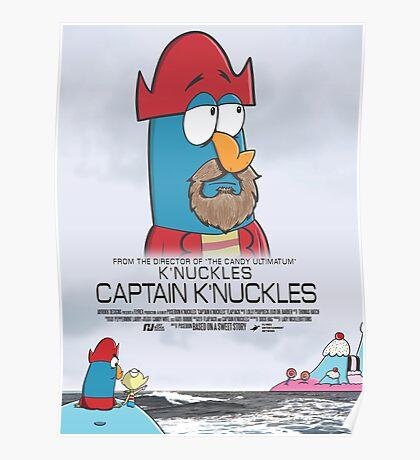 Captain K Poster