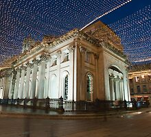 Royal Exchange Square and GOMA, Glasgow by photoeverywhere