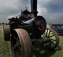 Steam Traction Engine by Stephen Smith