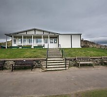 Bamburgh Cricket Pavillion by Stephen Smith