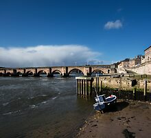 Berwick Upon Tweed by English Landscape Prints