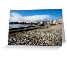 Berwick Upon Tweed Greeting Card