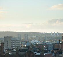 Glasgow skyline by photoeverywhere