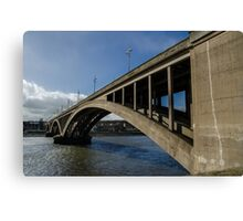 Berwick Upon Tweed Canvas Print