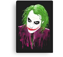 Jokers Wild Canvas Print