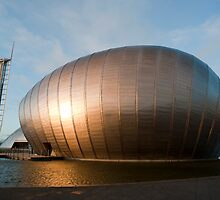 Glasgow IMAX cinema by photoeverywhere