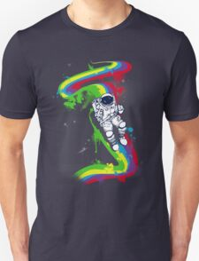 rainbow bridge Unisex T-Shirt