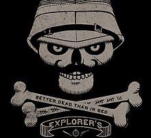 Explorer's Club by vcalahan