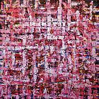 Abstraction work; Huge Highly Textured  wall Art by EJCairns