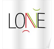 Lone... or Love Poster