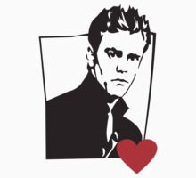 I love Stefan by love-love-love