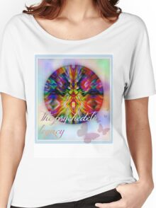 the psychedelic legacy Women's Relaxed Fit T-Shirt
