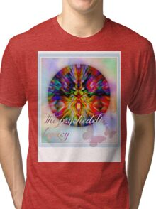 the psychedelic legacy Tri-blend T-Shirt