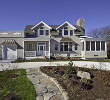 Rhode Island Beach House by forumphi