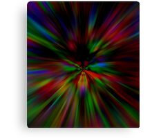 the psychedelic legacy Canvas Print