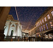 Royal Exchange Square and GOMA, Glasgow Photographic Print