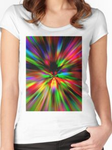 the psychedelic legacy Women's Fitted Scoop T-Shirt