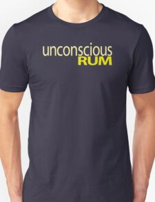 Unconscious Rum, Art inspired by Titanfall Unisex T-Shirt