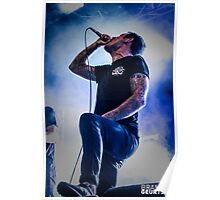 Parkway Drive - Winston McCall Poster
