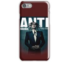 Rihanna Travis Scott Anti World Tour 2016 AM1 iPhone Case/Skin