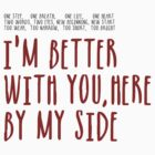 """I'm better with you here..."" - Pretend It's Ok - Little Mix by echosingerxx"