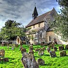 Church of Saint Edmund and Saint George by vivsworld
