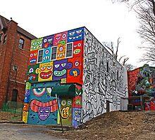 ILNY Graffiti by Gilda Axelrod