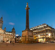 george square central glasgow by photoeverywhere