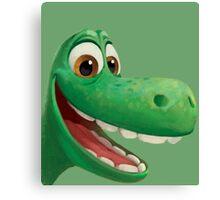 Good Dinosaur Arlo Canvas Print