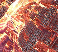 City On Fire by James Brotherton