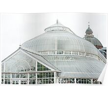 Peoples Palace and Winter Garden Poster