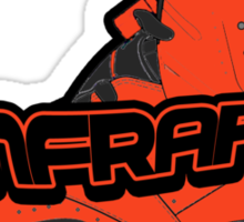 Infrared 6's Red Sticker
