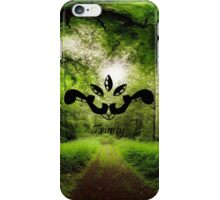 """iPhone cover - """"Forest Trinity design"""" iPhone Case/Skin"""