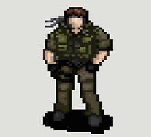 Solid Snaking Metal Gear Unisex T-Shirt