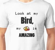 Amazing Bird Unisex T-Shirt