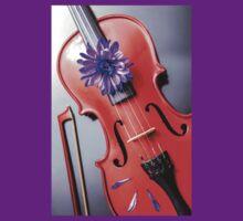 Artistic Violin by MMPhotographyUK